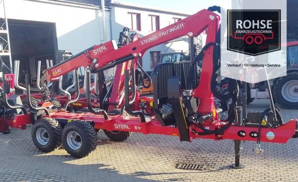 Rückewagen STEPA B9AK- FL4275