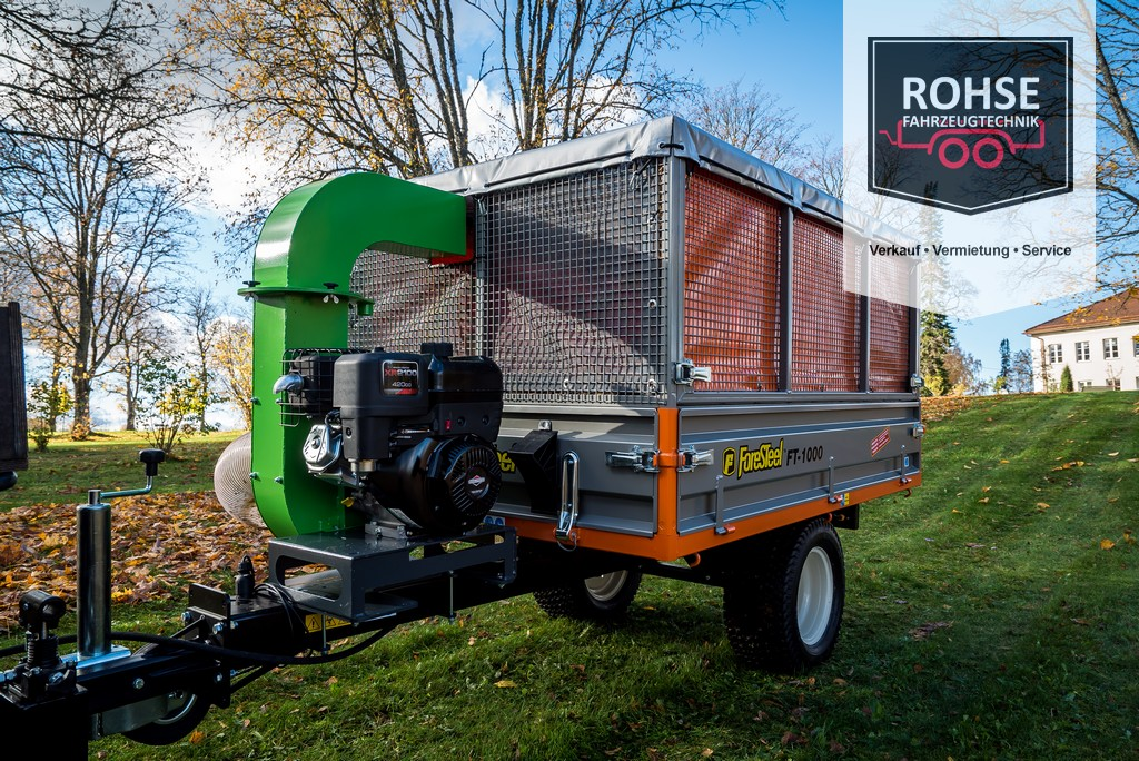leichter kipper f r atv und kleintraktoren mit 1000kg. Black Bedroom Furniture Sets. Home Design Ideas