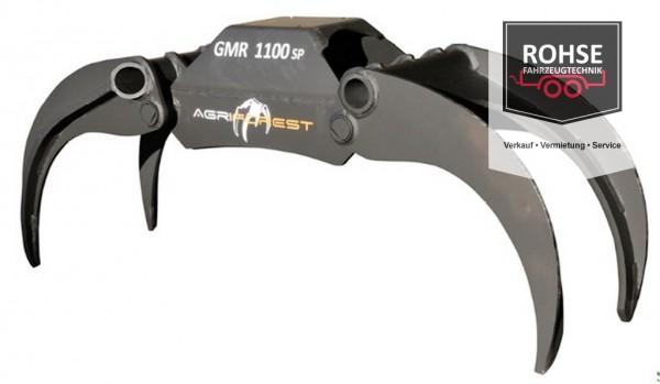 Holzgreifer GMR1100SP/ 1210mm